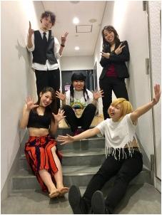 熊本ダンススクールリアンの上野です