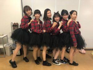アイドルダンスクラス