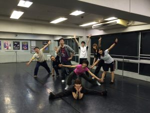 フリースタイルダンス