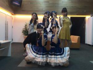 初心者アイドルダンス